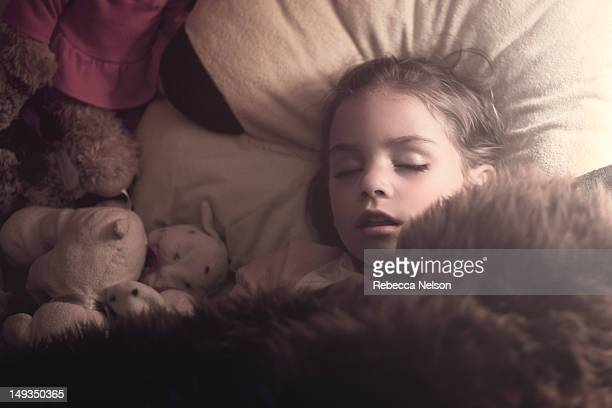 sleeping child - rebecca nelson stock pictures, royalty-free photos & images