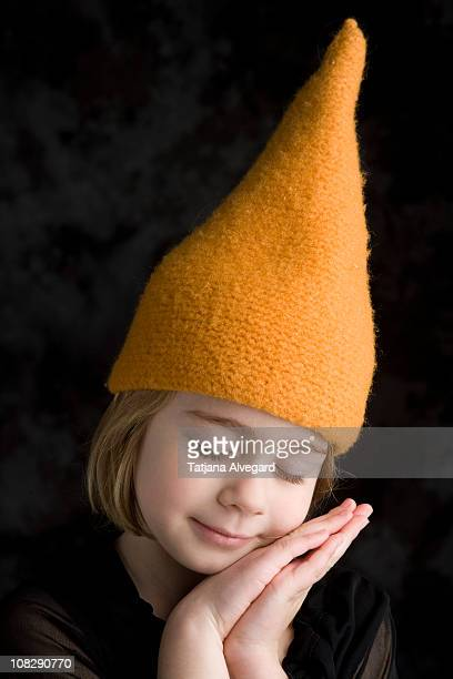 Sleeping Gnome girl