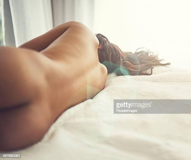Sleeping in the nude