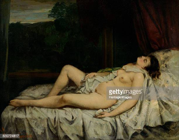 Sleeping Nude Found in the collection of National Museum of Western Art Tokyo