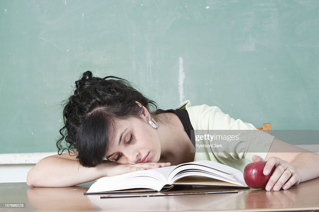 Teacher Slepp