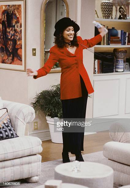 AIR THE 'Sleepless in BelAir' Episode 14 Pictured Karyn Parsons as Hilary Banks Photo by Paul Drinkwater/NBCU Photo Bank
