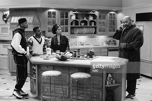 AIR THE 'Sleepless in BelAir' Episode 14 Pictured Will Smith as William 'Will' Smith Alfonso Ribeiro as Carlton Banks Daphne Reid as Vivian Banks...