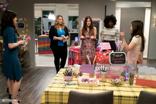 TOGETHER 'Sleepover' Esther throws a sober sleepover party to rekindle friendships she made at a bachelorette party while Benji tries to move a...