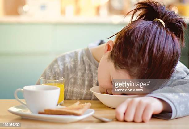 Sleepy Breakfast