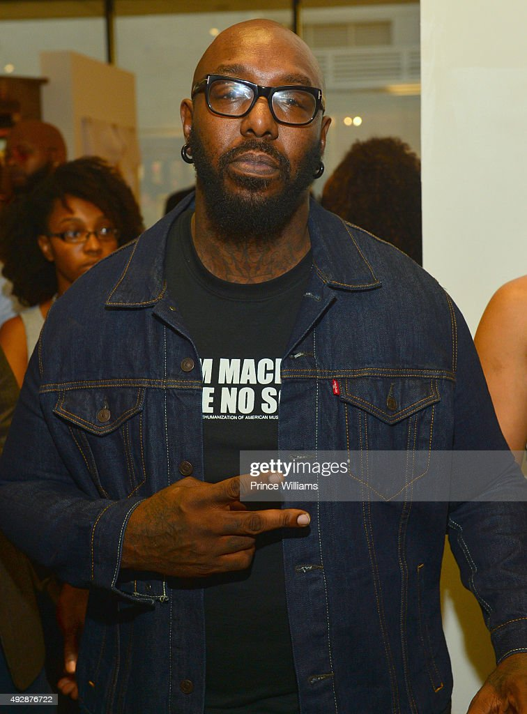 The Art Of  Organized Noize At Gallery 72