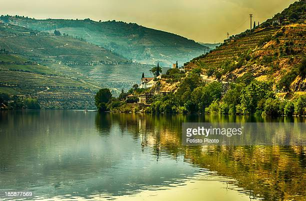 Sleepy Douro River