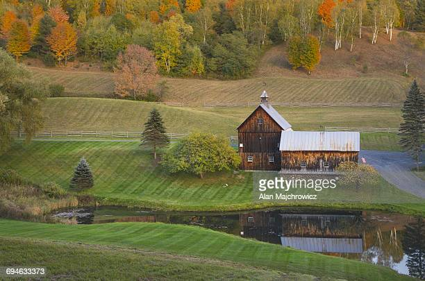 Sleepy Hollow Farm, Woodstock Vermont