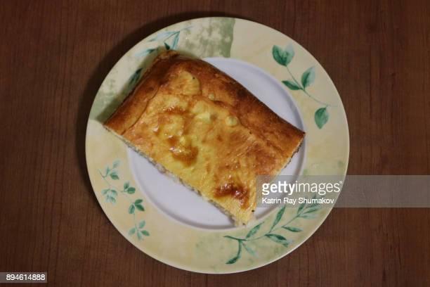Slice of Delicious Homemade Pie