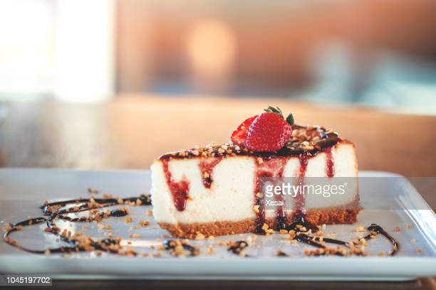 slice of dessert - dessert stock pictures, royalty-free photos & images