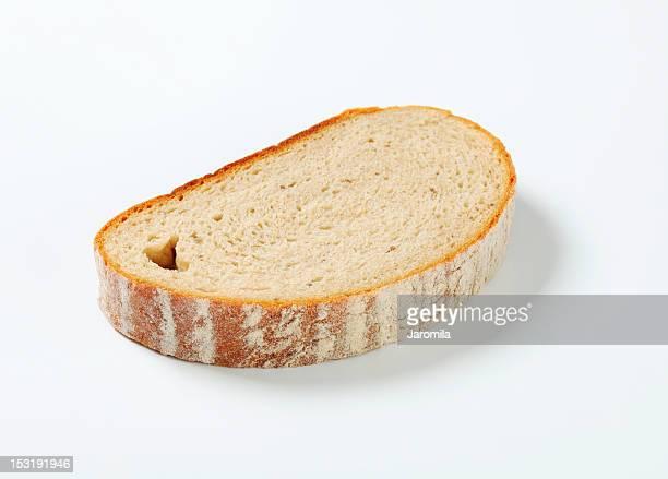 slice of fresh bread