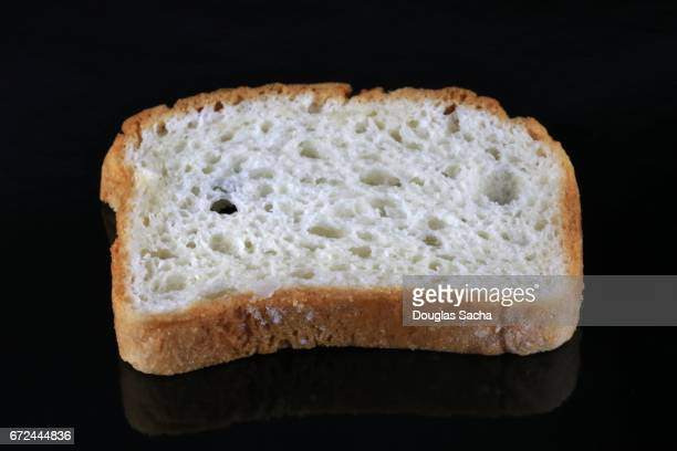 slice of glutten free bread - gluten free bread stock pictures, royalty-free photos & images