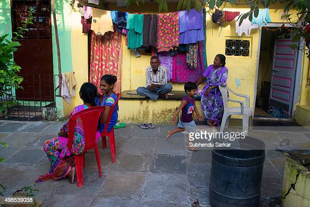 A slice of life at Dharavi slum in Mumbai Dharavi houses one of the largest slums in the world Dharavi slum was founded in 1882 during the British...