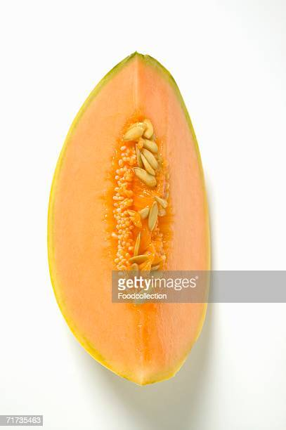 A slice of melon