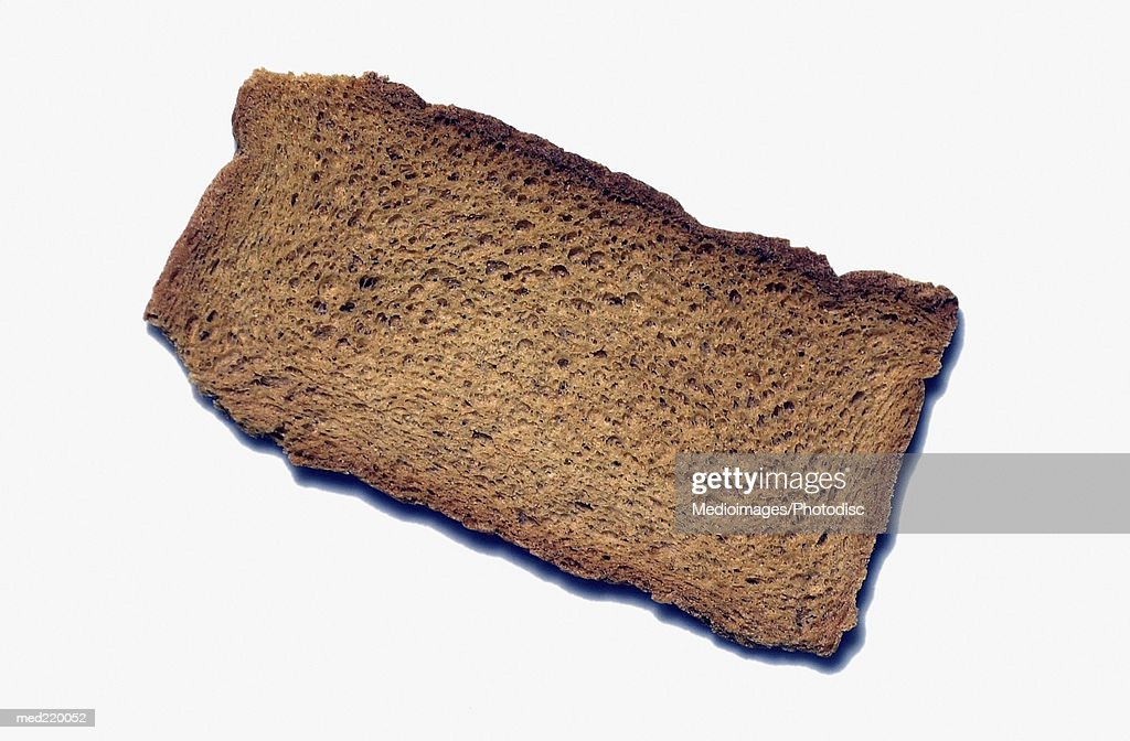 a slice of toast stock photo getty images