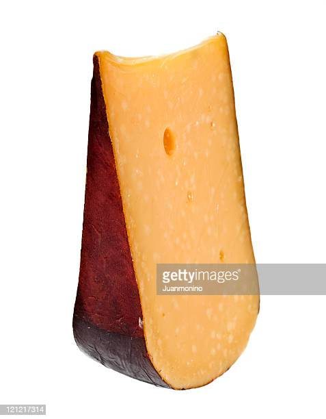 Sliced Aged Gouda Cheese