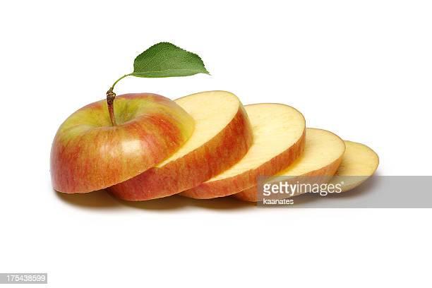 Scheiben Apfel
