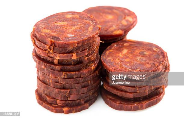 Sliced Chorizo