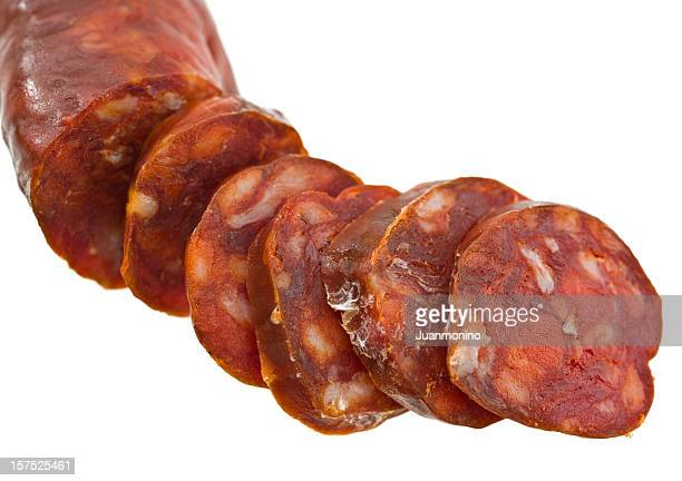 Sliced Dried Cured Chorizo