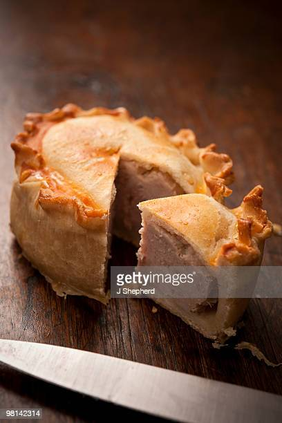 Sliced Pork Pie