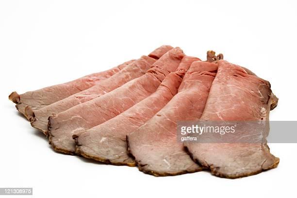 sliced roastbeef