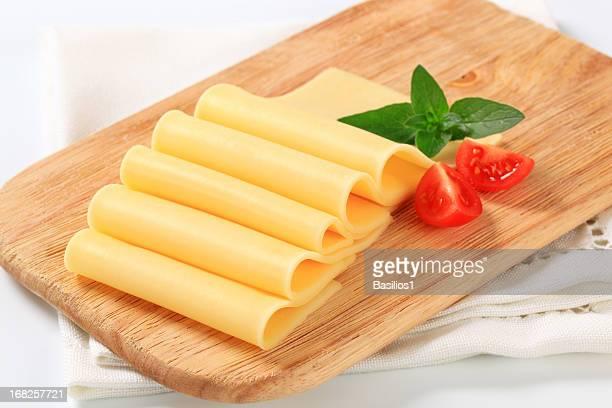 Rodajas de queso