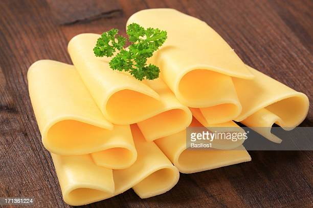 slices of cheese