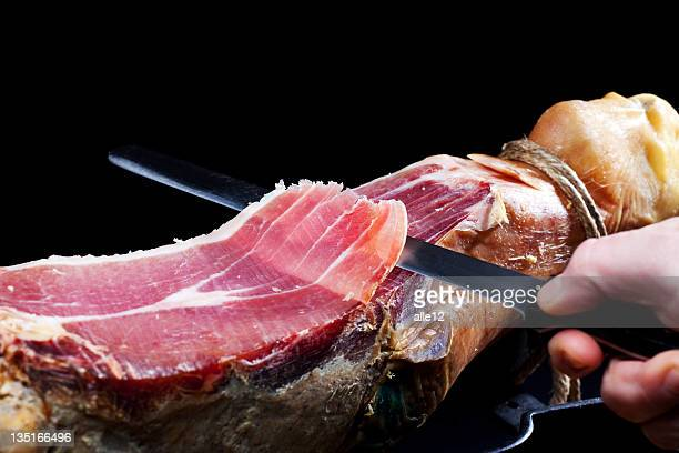 Slicing Prosciutto