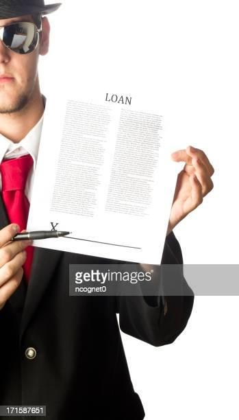 Glatte Kredithai