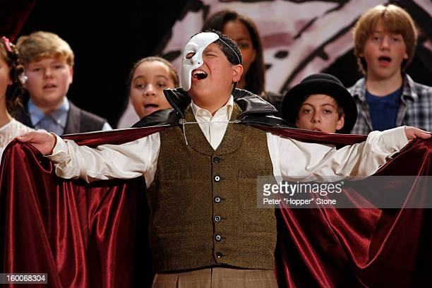 FAMILY A Slight at the Opera Cameron is putting on the school production of Phantom of the Opera but when their star falls ill Manny pulls all the...