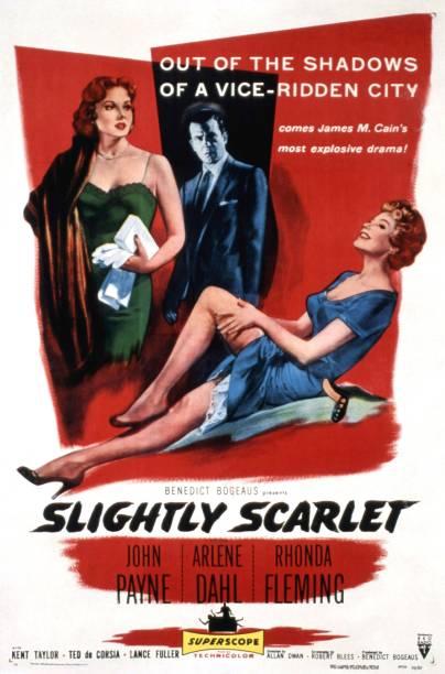 slightly-scarlet-poster-rhonda-fleming-a