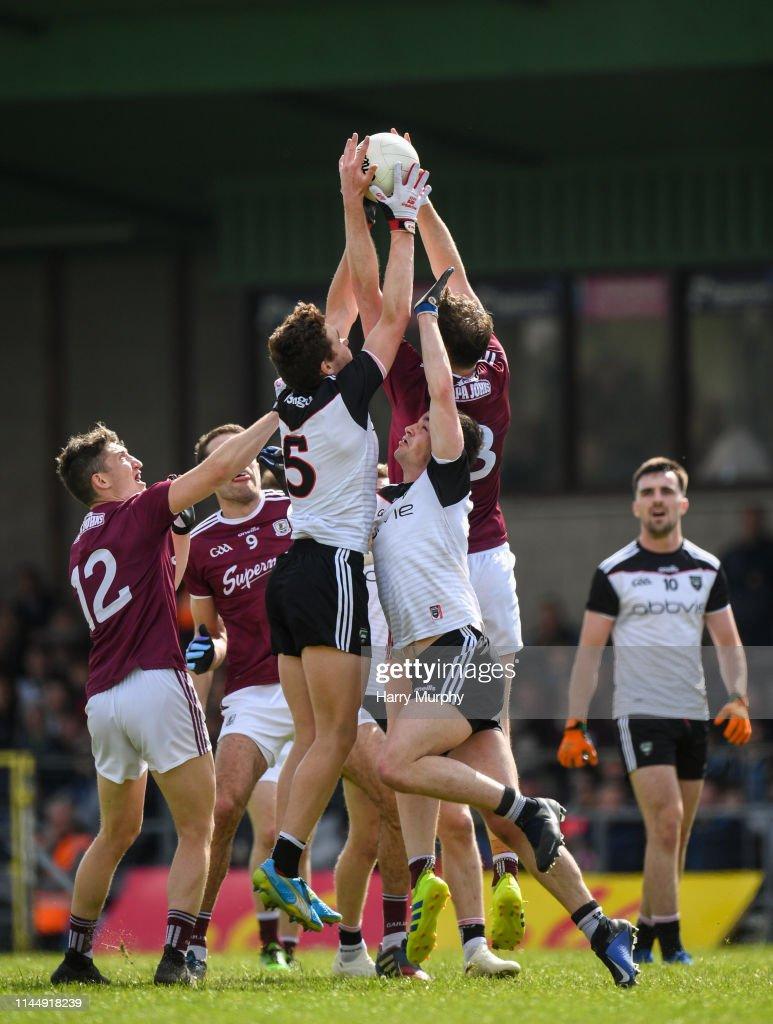 IRL: Sligo v Galway - Connacht GAA Football Senior Championship semi-final