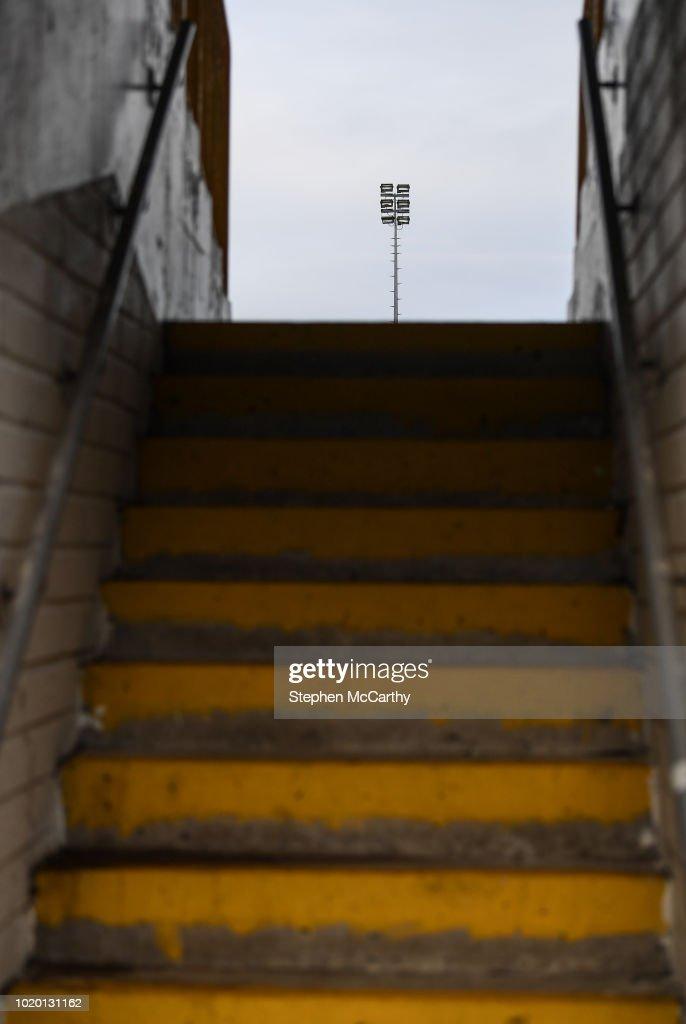 Sligo Rovers v Dundalk - SSE Airtricity Premier Division