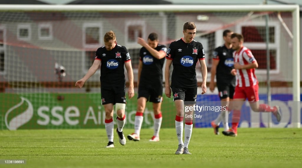 Sligo Rovers v Dundalk - SSE Airtricity League Premier Division : News Photo