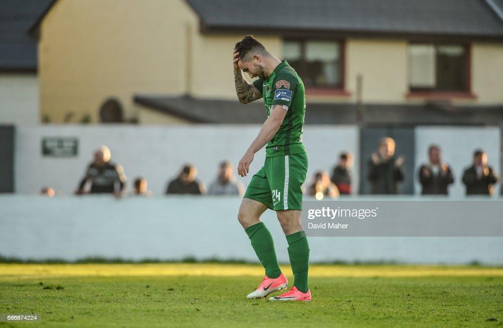 Sligo Rovers v Cork City - Airtricity League Premier Division