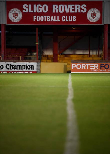 IRL: Sligo Rovers v Derry City - SSE Airtricity League Premier Division