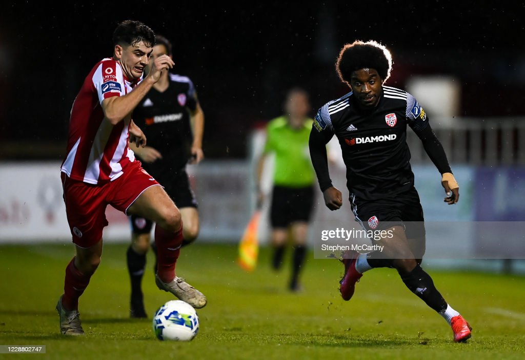 Sligo Rovers v Derry City - SSE Airtricity League Premier Division : News Photo