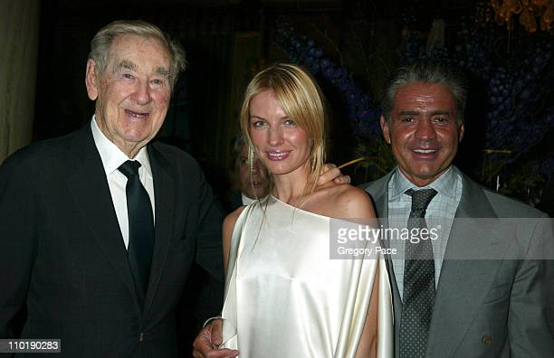 Slim Aarons Svetlana and Count Roffredo Gaetani during Sirio Maccioni The Story of My Life and Le Cirque Book Party at Le Cirque 2000 in New York...
