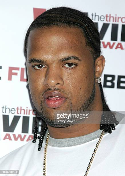 Slim Thug during 2005 Vibe Awards Arrivals at Sony Studios in Culver City California United States