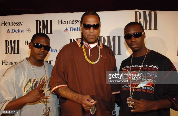 Slim Thug during 6th Annual BMI Urban Awards Arrivals at Roseland Ballroom in New York City New York United States