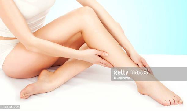 slim woman - human leg stock pictures, royalty-free photos & images