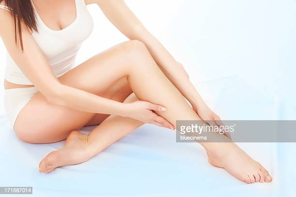 slim woman - human limb stock pictures, royalty-free photos & images
