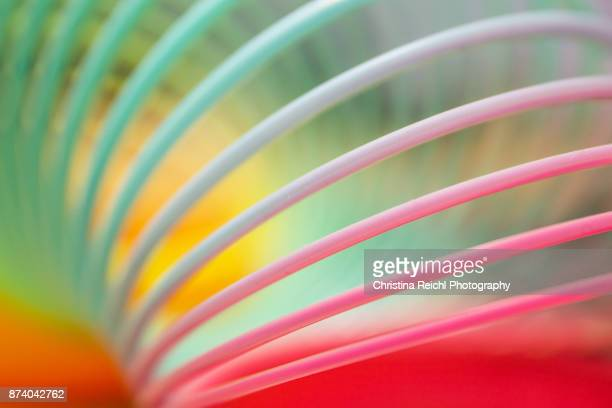Slinky Toy Color Explosion