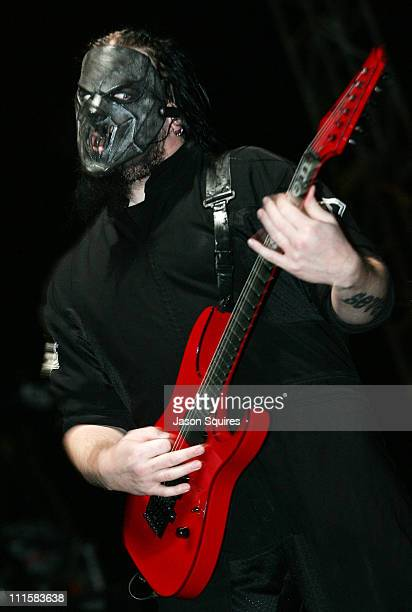 Slipknot during Slipknot performs in Kansas City October 22 2005 at KCIR in Kansas City Missouri United States