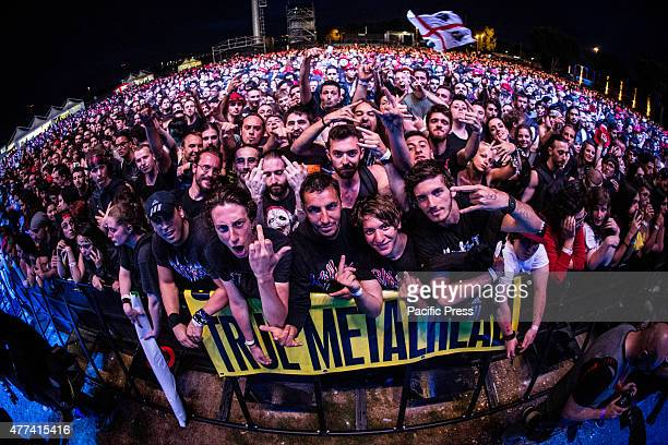 Slipknot fans at Ippodromo Capannelle Slipknot is an American heavy metal band from Des Moines Iowa Formed in September 1995 the group was founded by...