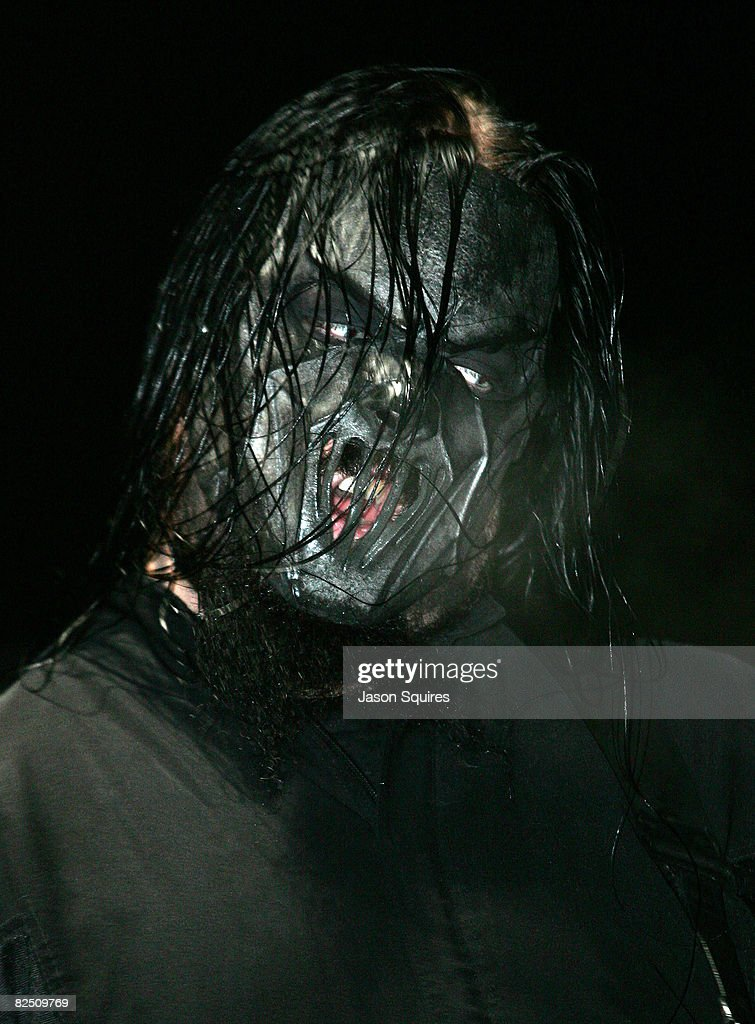 slipknot performs in kansas city october 22 2005の写真および