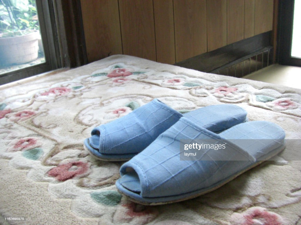 Slipper : Stock Photo