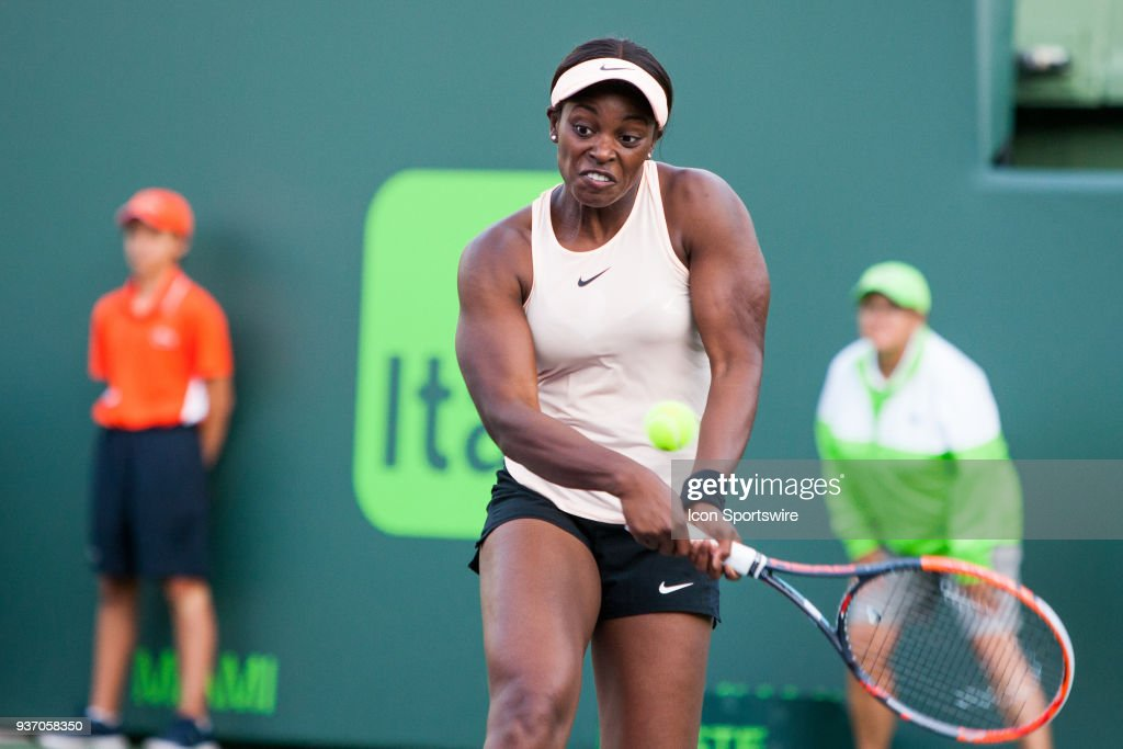TENNIS: MAR 22 Miami Open : News Photo