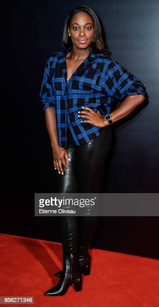 Sloane Stephens of the United States attends the 2017 China Open Player Party at Beijing Olympic Tower on October 1, 2017 in Beijing, China.