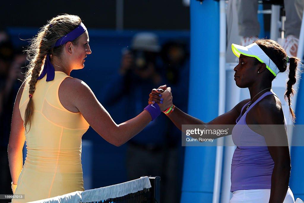 2013 Australian Open - Day 11 : News Photo